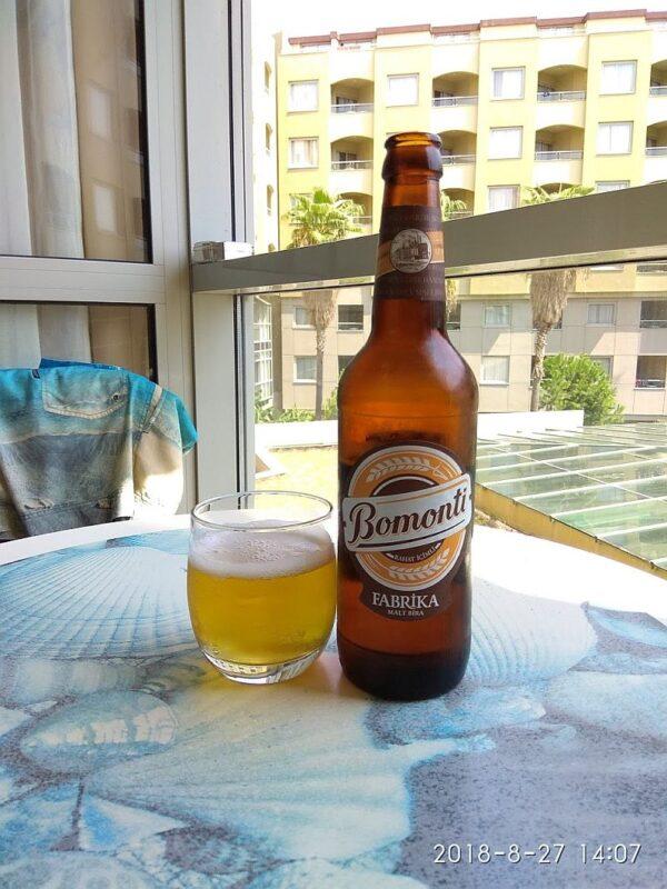 Пиво Bomonty