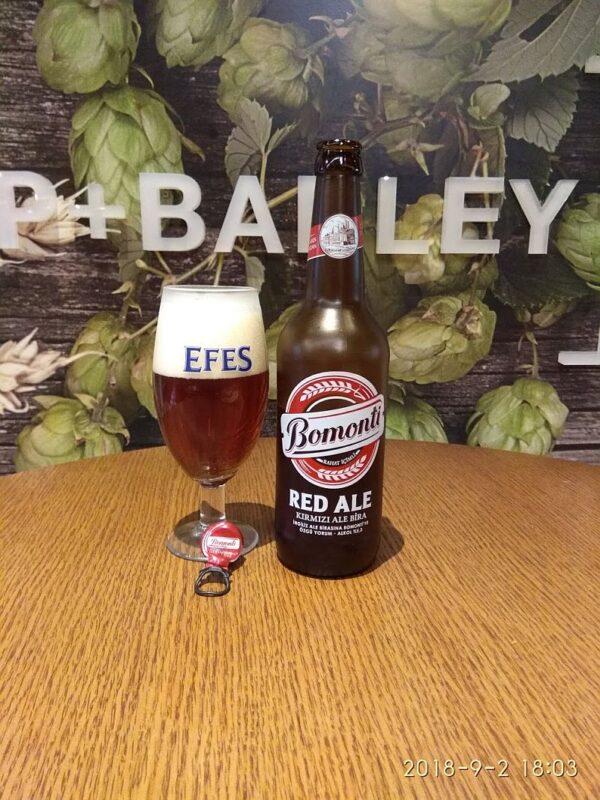 Bomonty Red Ale