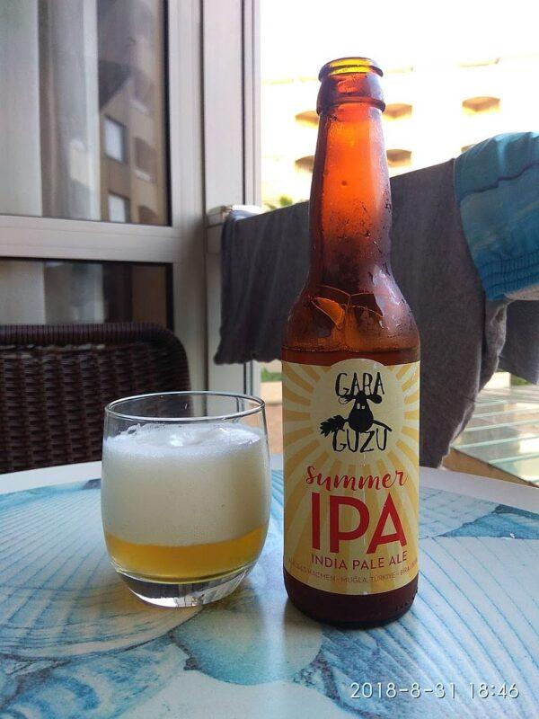 Пиво Gara Guzu Summer IPA - Session