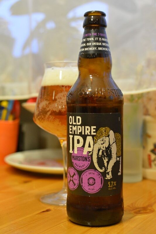 Пиво Old Empire IPA