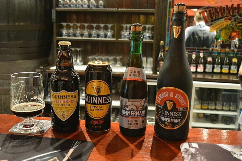 Коллаборация Timmermans и Guinness