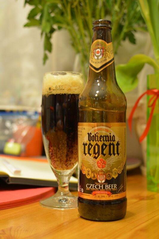 Пиво Bohemia Regent Premium Dark
