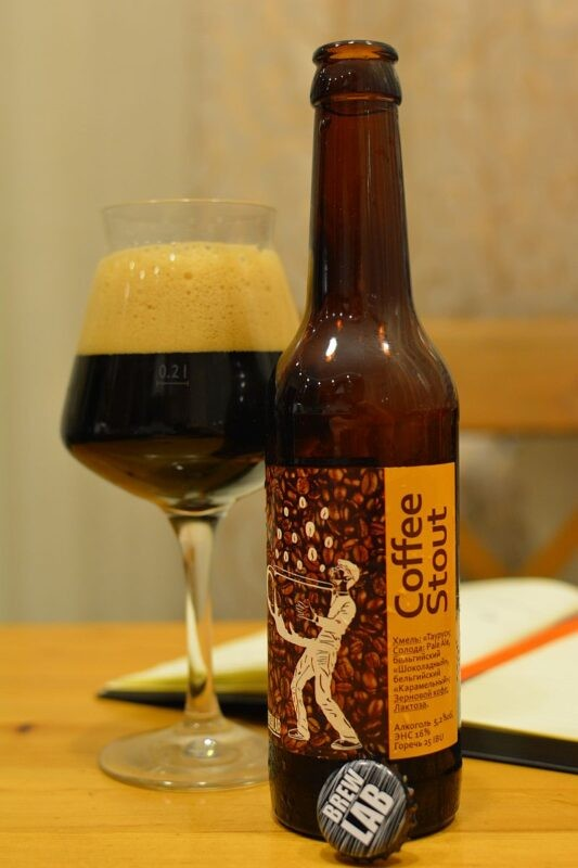 Пиво Brew Lab Coffee Stout