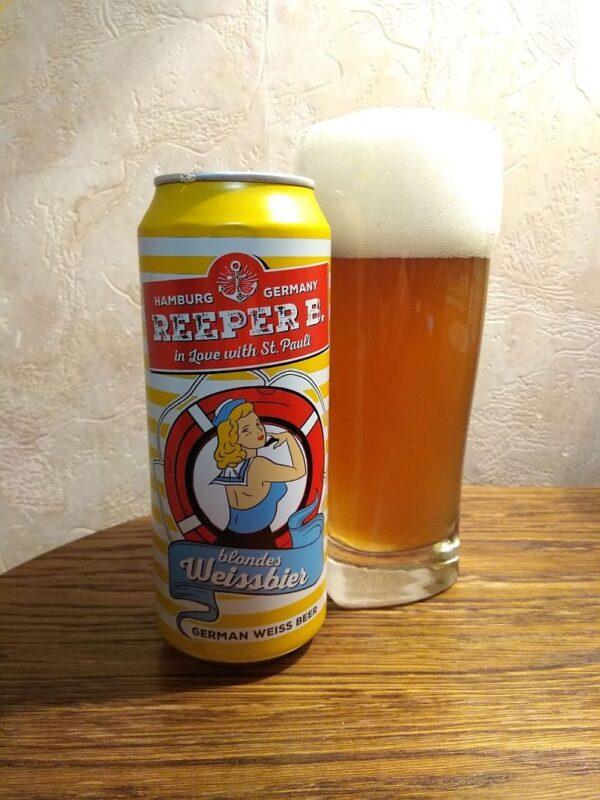 Пиво Reeper B. Blondes