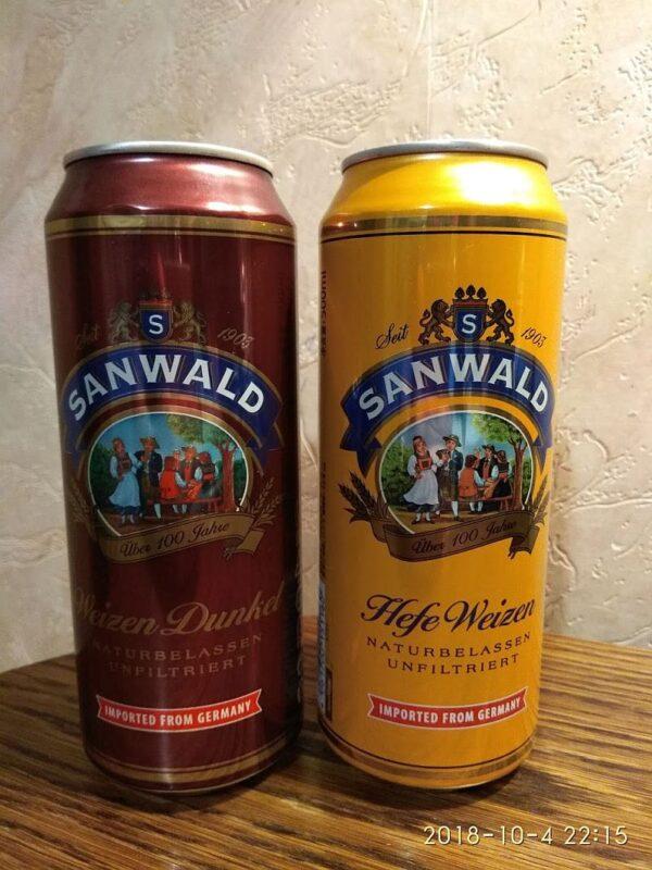 Пиво Sanwald