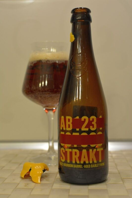 Пиво BrewDog Abstrakt AB:23