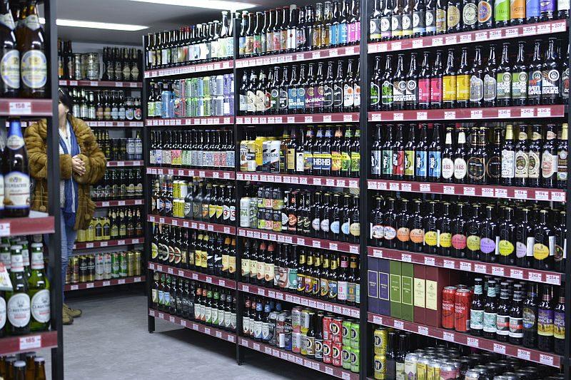 """Магазин пива """"Беру выходной"""""""