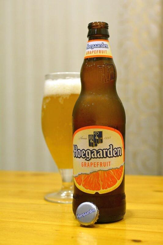 Пиво Hoegaarden Grapefruit