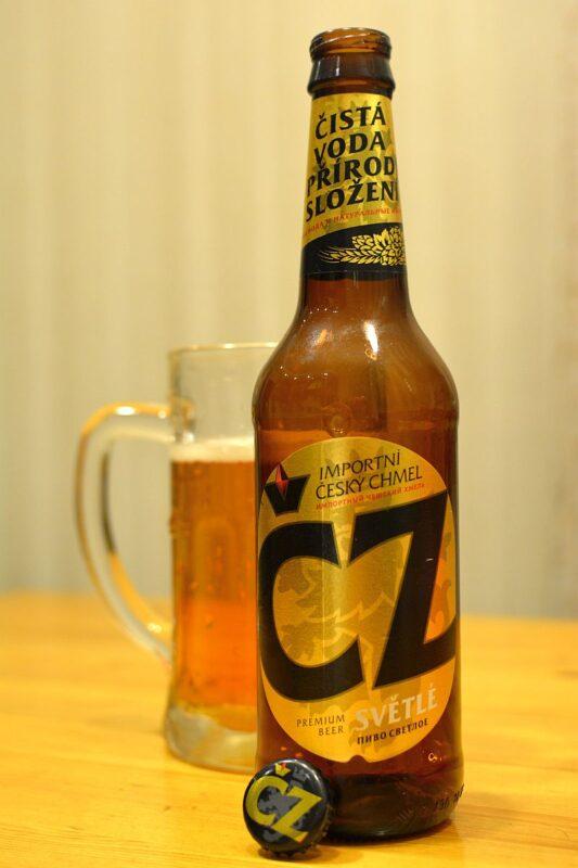 Пиво CZ