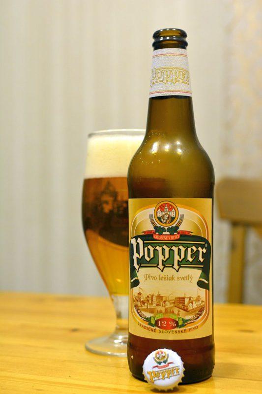 Пиво Popper
