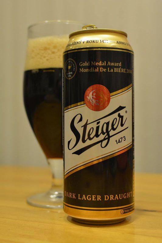 Пиво Steiger Dark