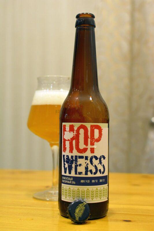 Пиво Василеостровское  Hop Weiss
