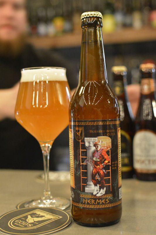 Пиво Hermes Hazy IPA
