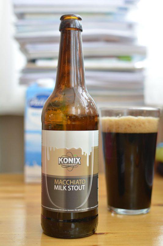 Пиво Macchiato Milk Stout