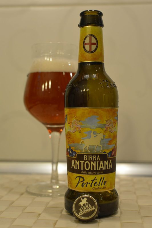 Пиво Portello Golden Ale