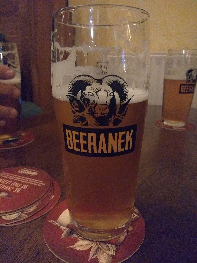 Пиво Beeranek