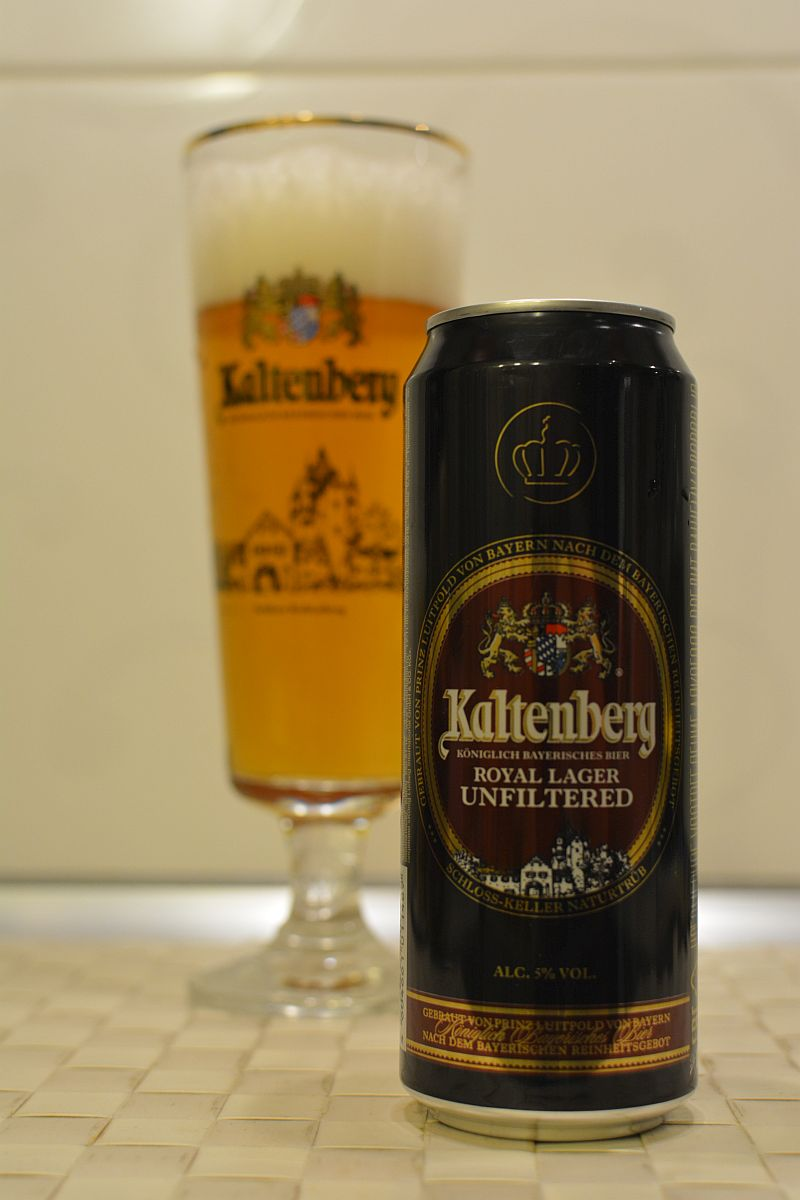 Пиво Kaltenberg Royal Lager Unfiltered