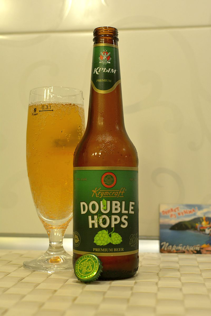 Пиво Krymcraft Double Hops