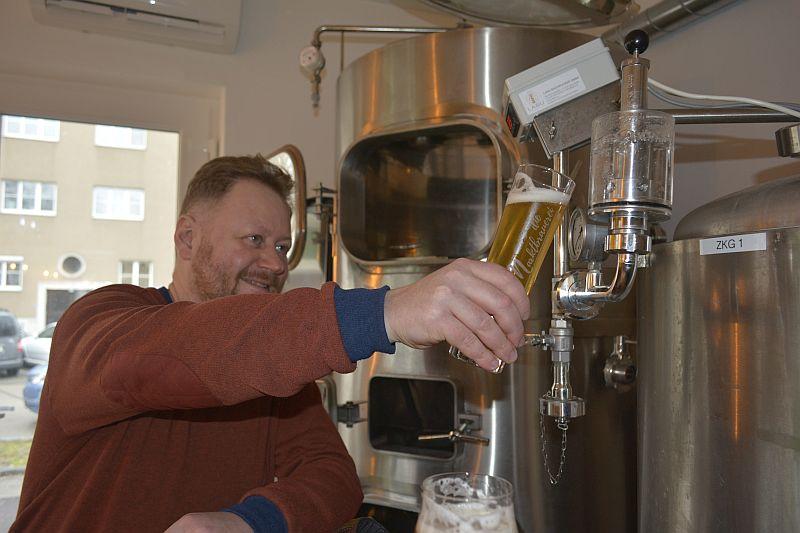 Пивоварня die Marktbrauerei - Linzer Biermanufaktur