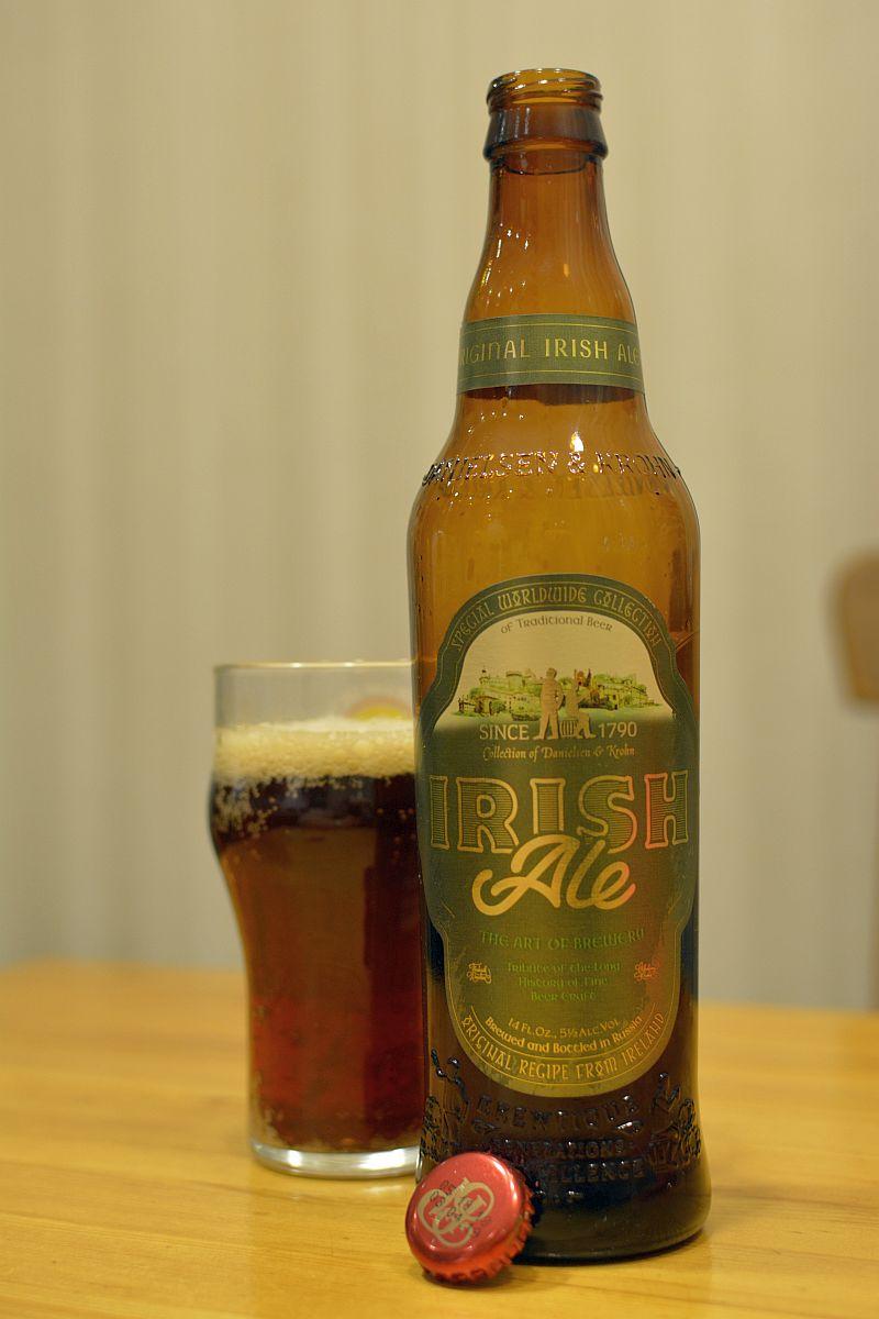 Пиво Irish Ale Пивкомбинат Балаковский
