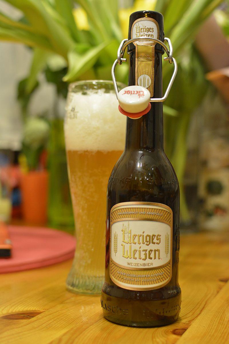 Пиво Uerige Weizen
