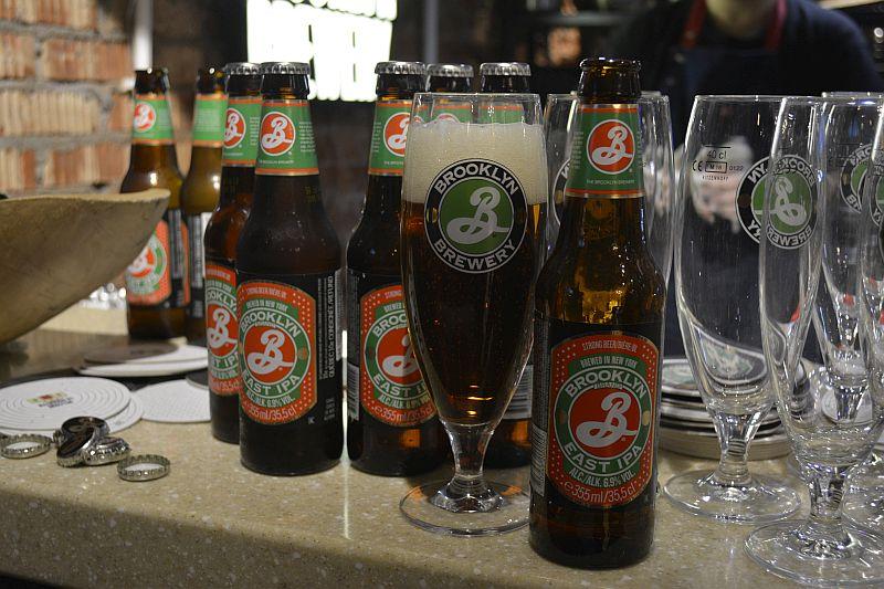 Пиво  Brooklyn East IPA