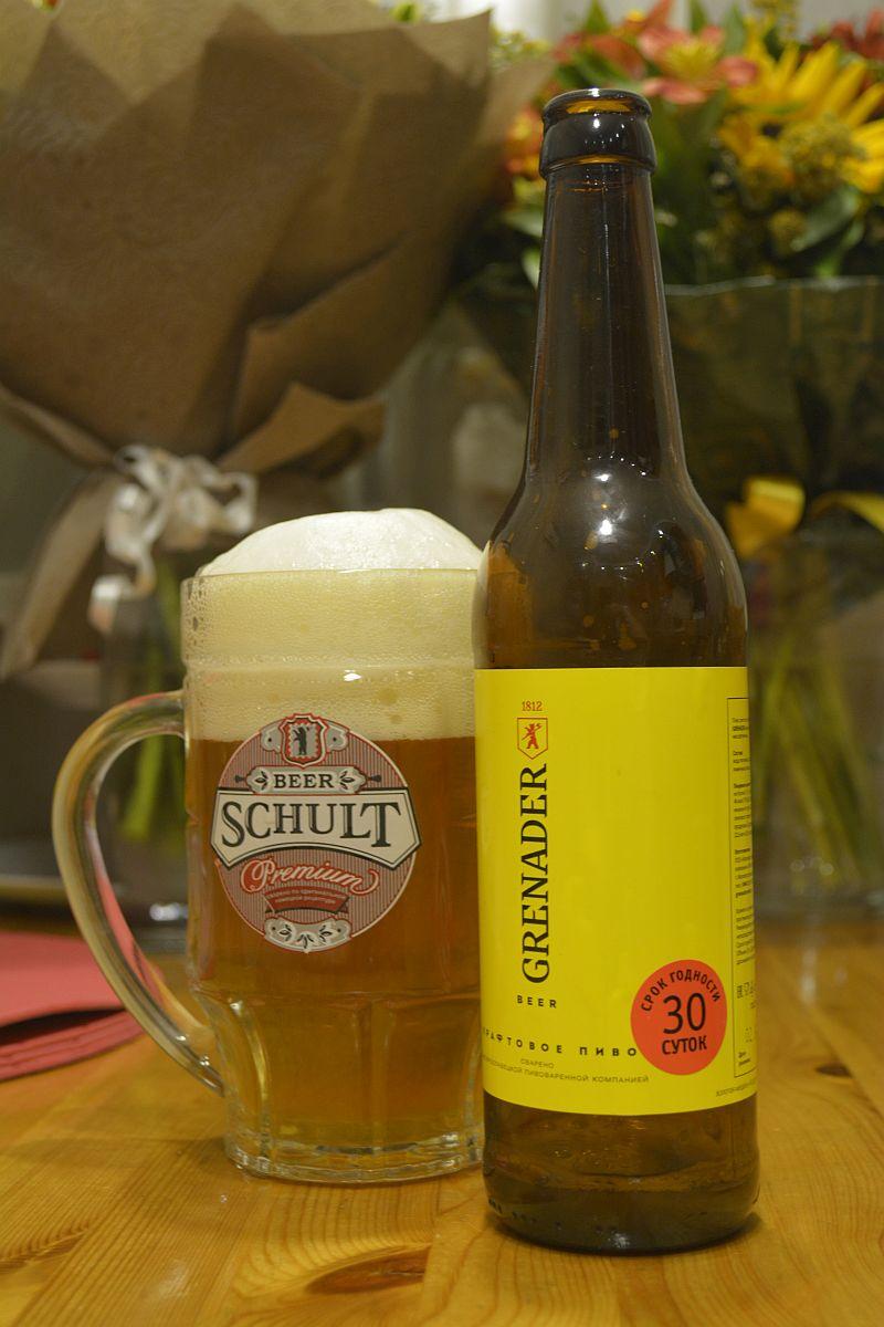Пиво Grenader