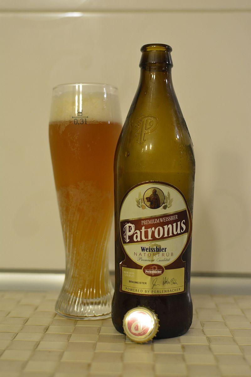 Пиво Patronus Premium Weissbier