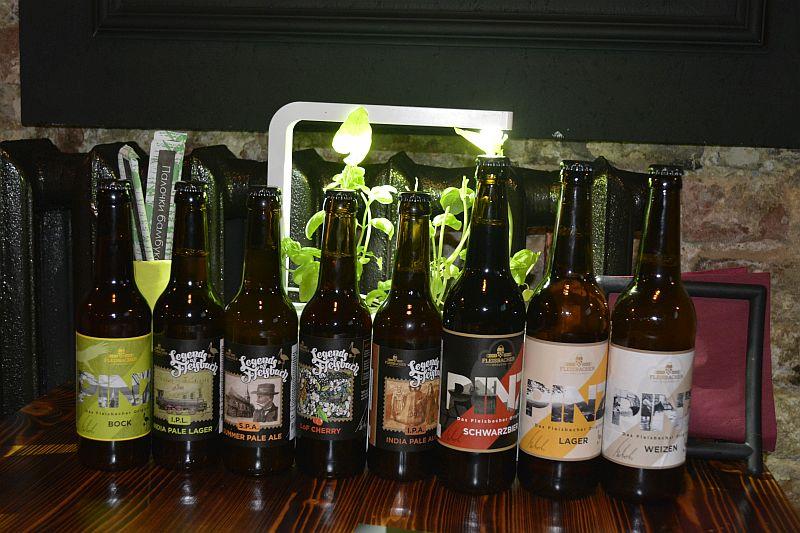 Пиво Pinz