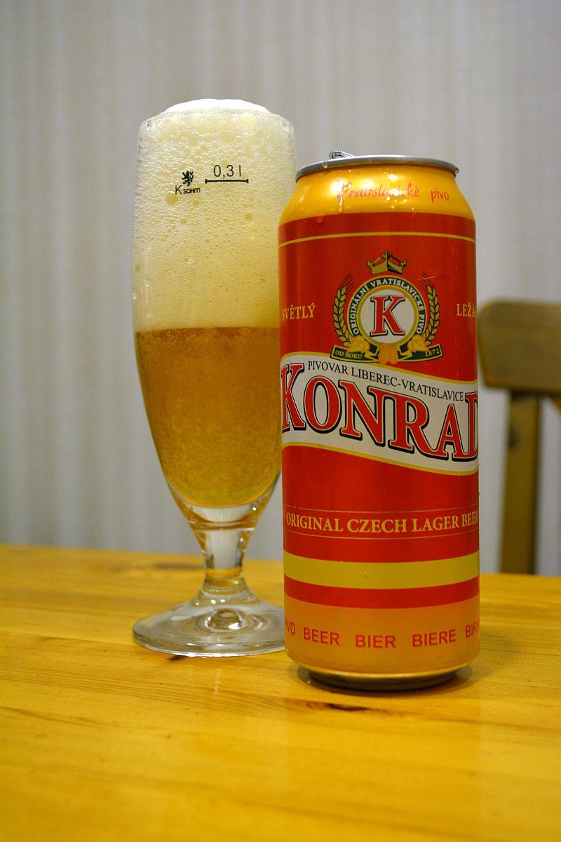 Пиво Konrad 12°