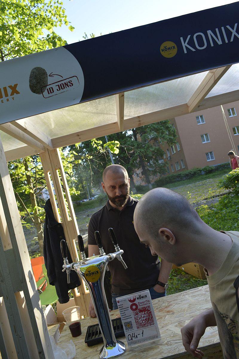 Клинский фестиваль пива May Fest