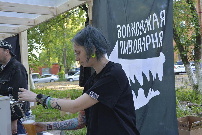 Фестиваль пива в Клину - May Fest