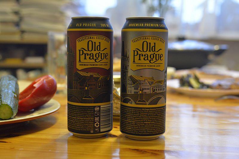 Пиво Old Prague
