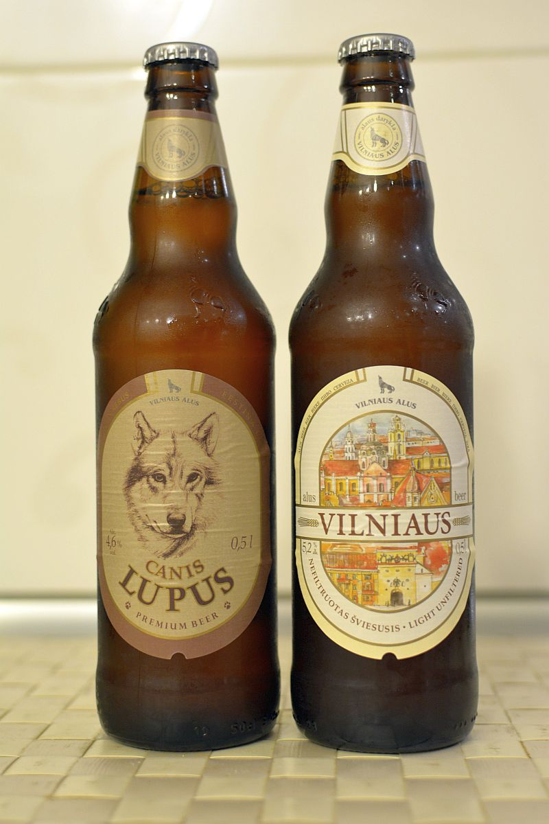 Пиво Vilniaus Alus