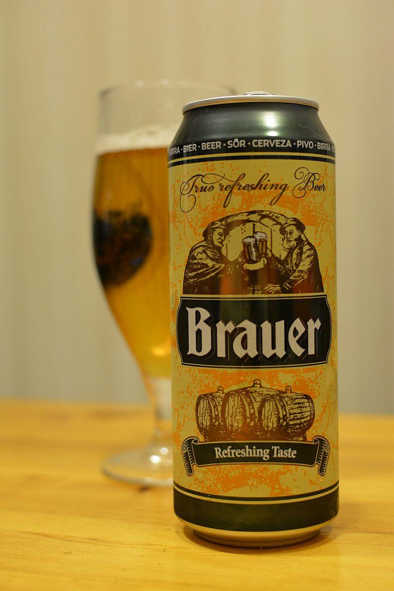 Пиво Brauer от Van Pur