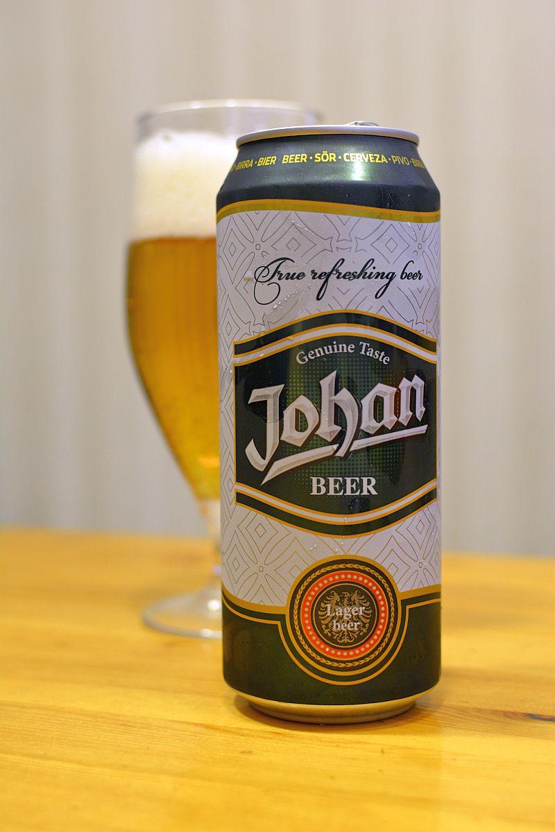 Пиво Johan
