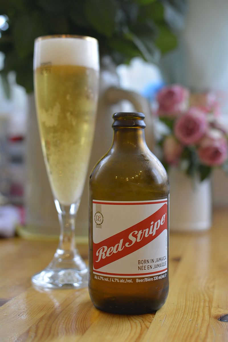 Пиво Red Stripe