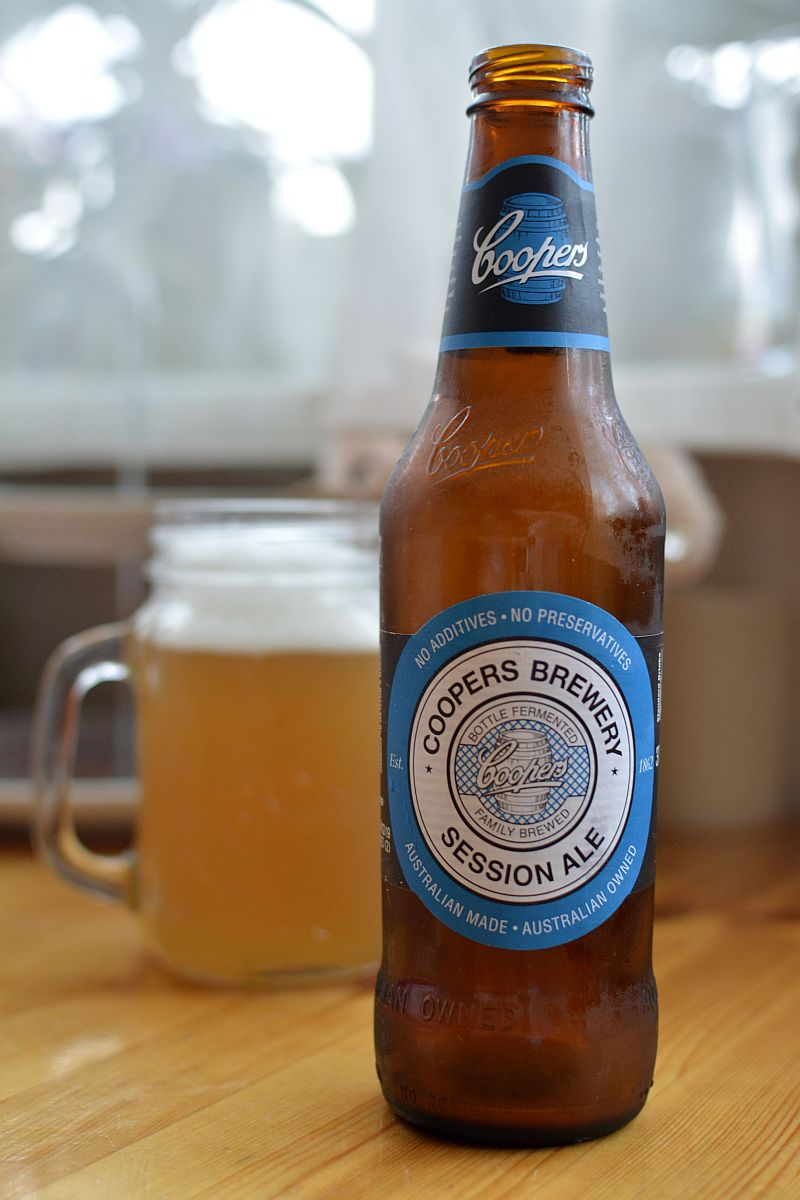 Пиво Coopers Session Ale
