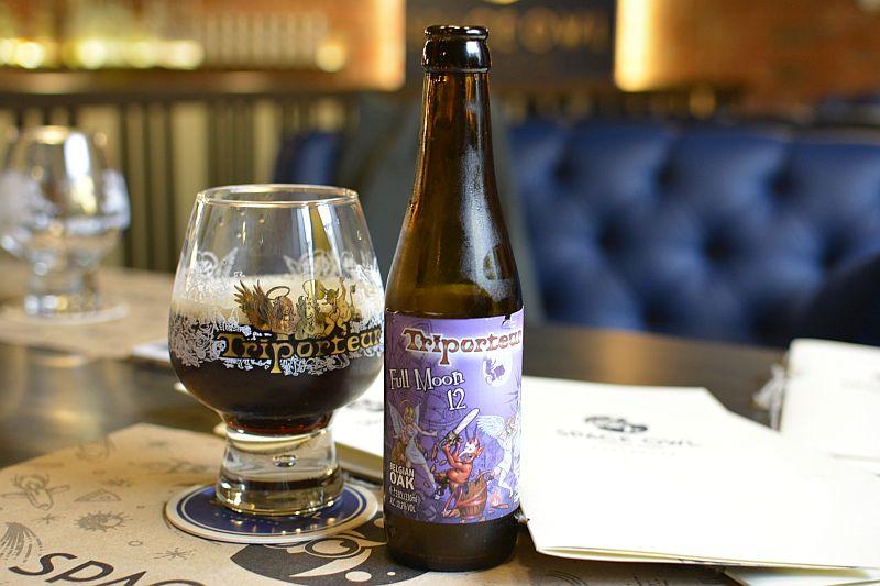 Пиво Triporteur Full Moon 12
