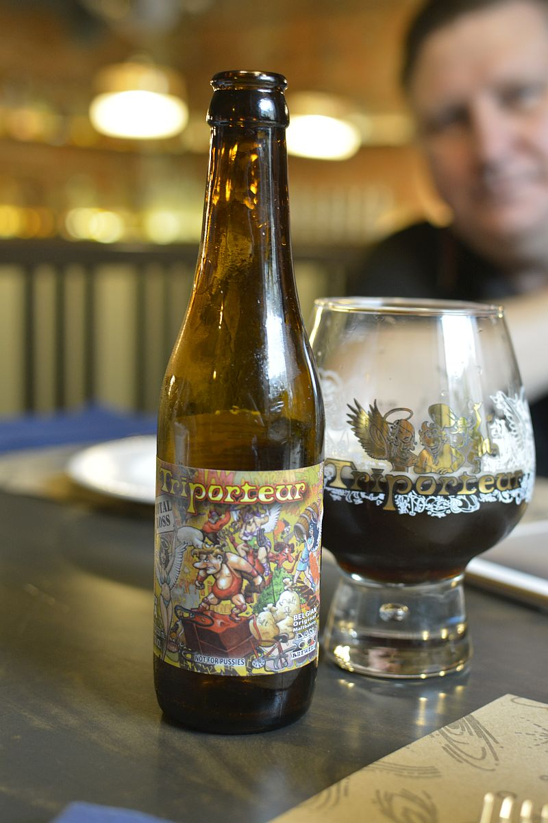Пиво Triporteur Total Loss