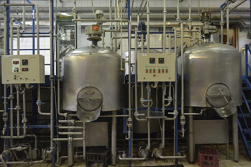 Пивоварня Таркос в Сомово