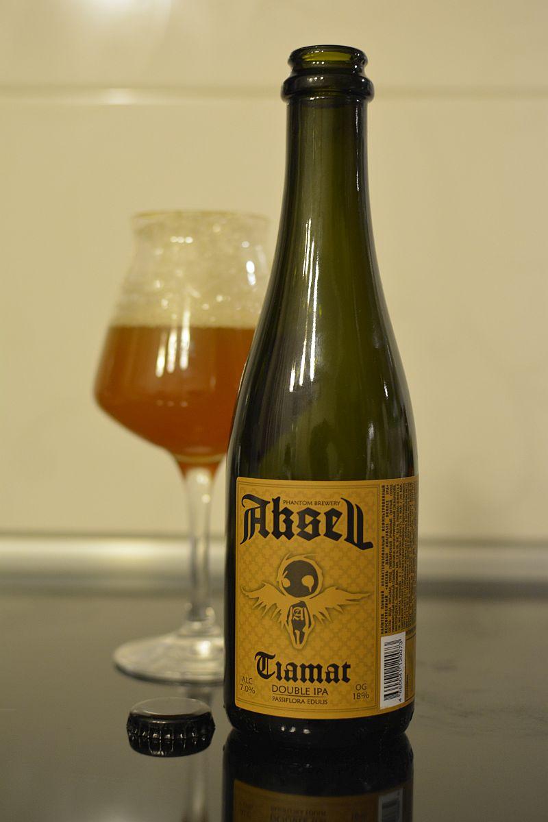 Пиво Aksel Tiamat