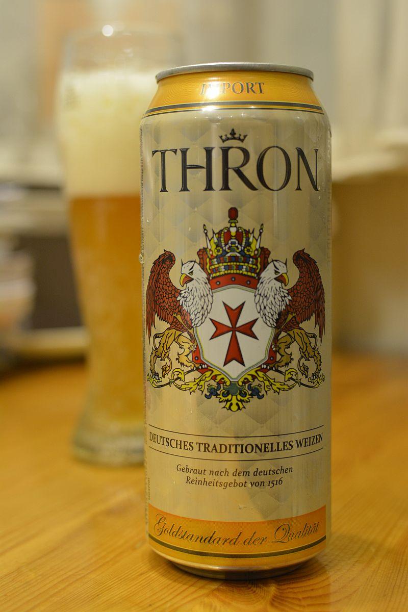 Пиво Thron Weizen
