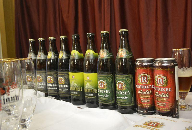 Пиво Rohozec