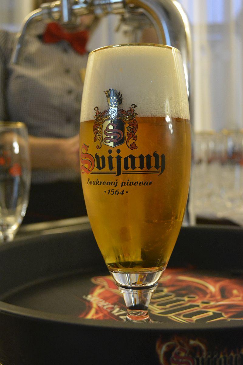 Пиво Svijanský Máz