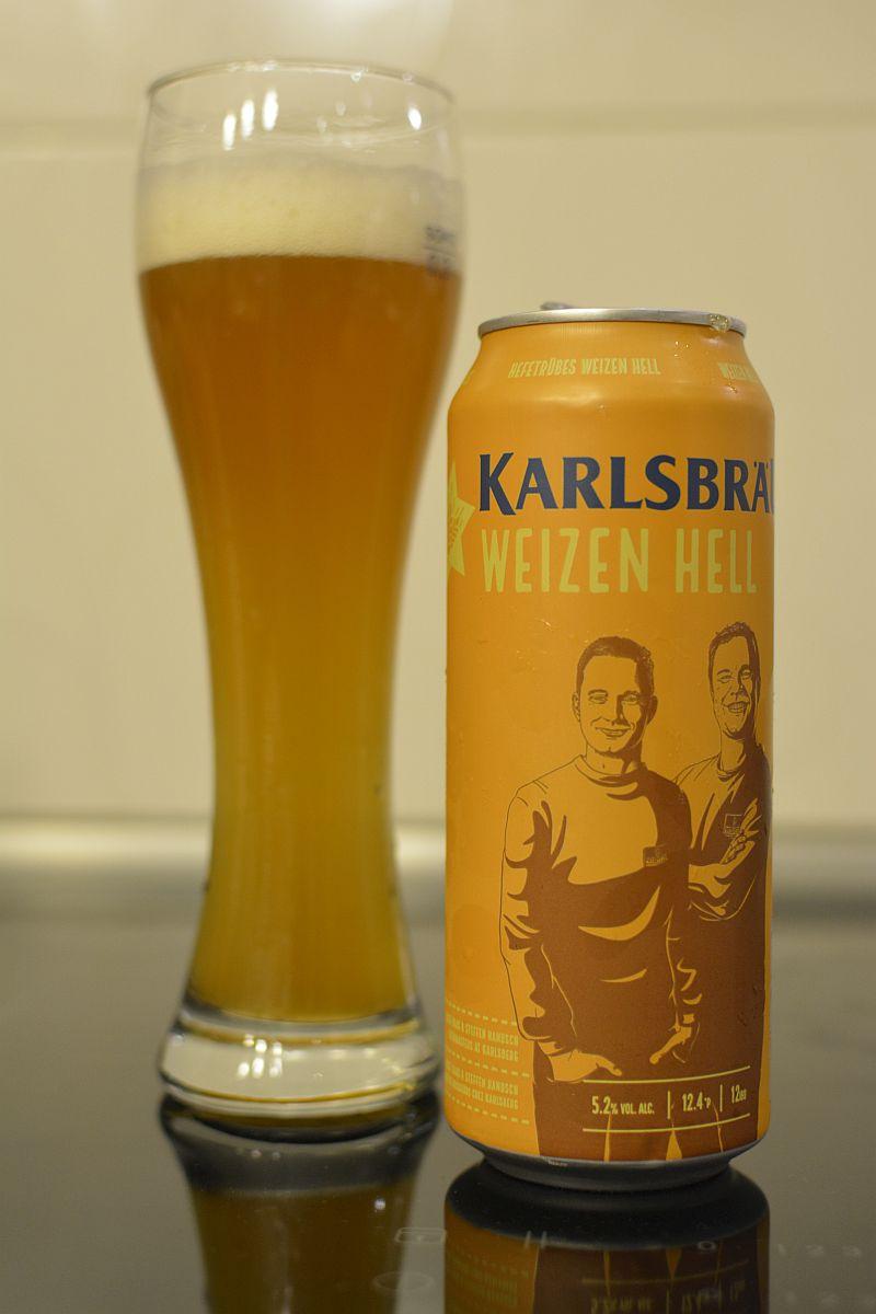 Пиво Karlsbrau Weizen