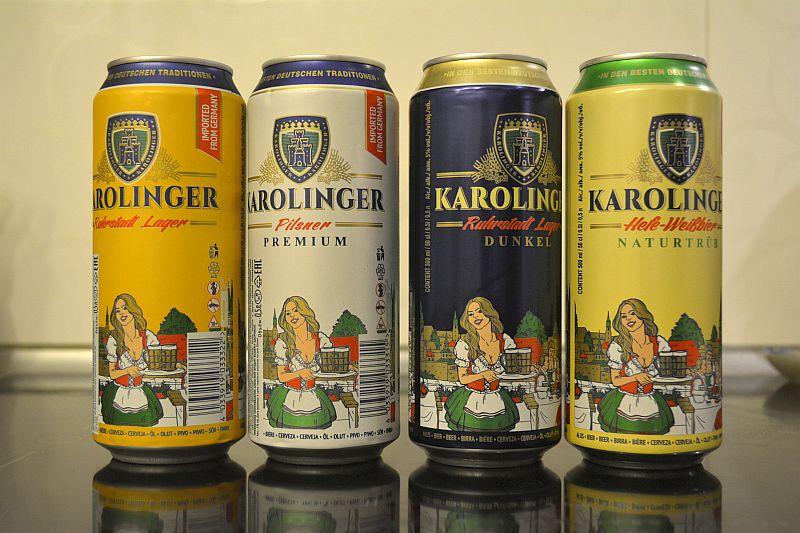 Пиво Karolinger