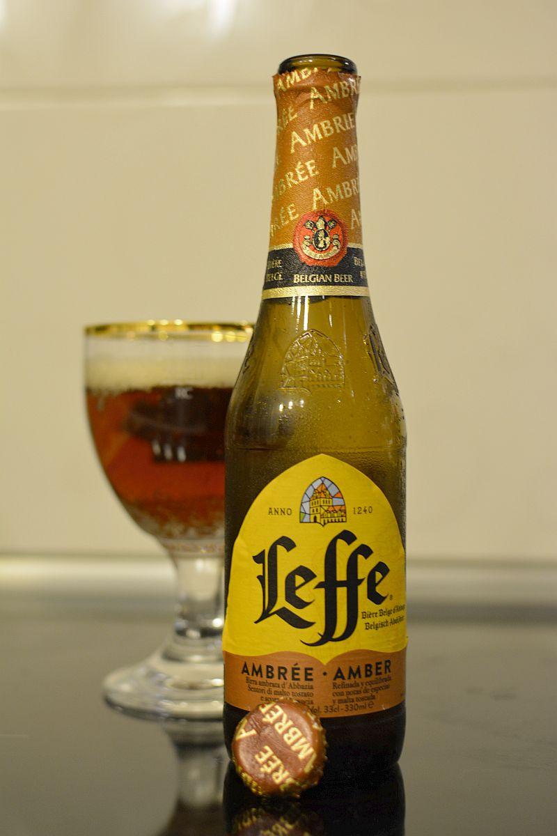 Пиво Leffe Amber