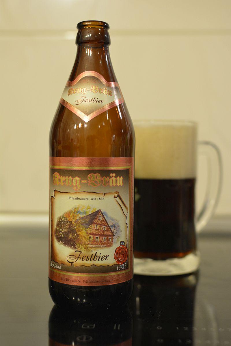 Пиво Krug Festbier