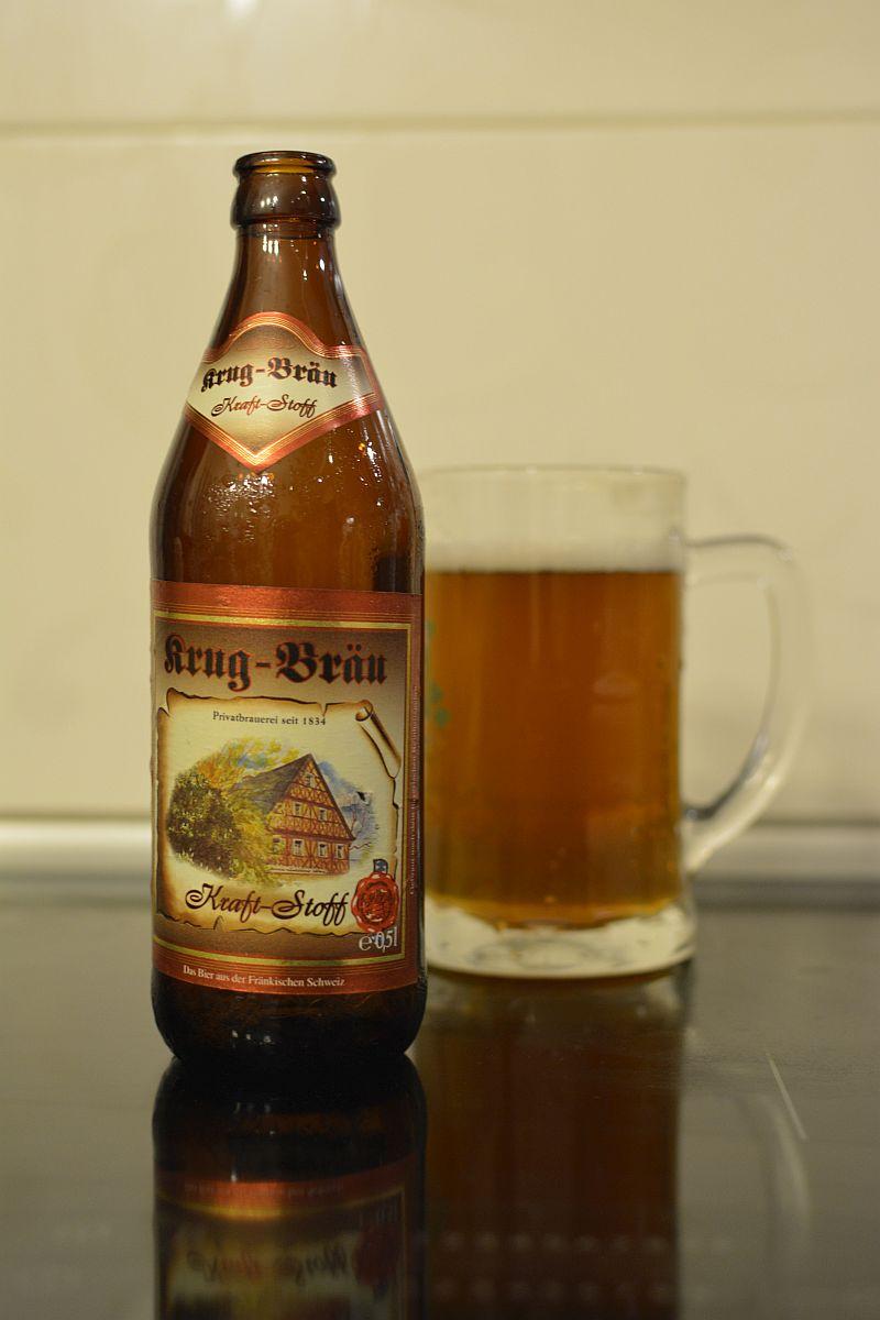 Пиво Kraft Stoff